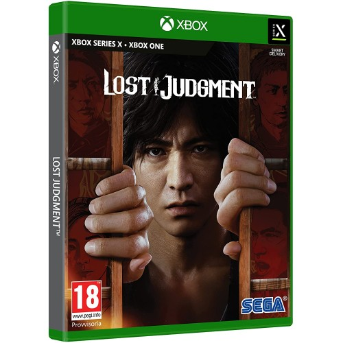 Lost Judgment Xbox Series X & Xbox One