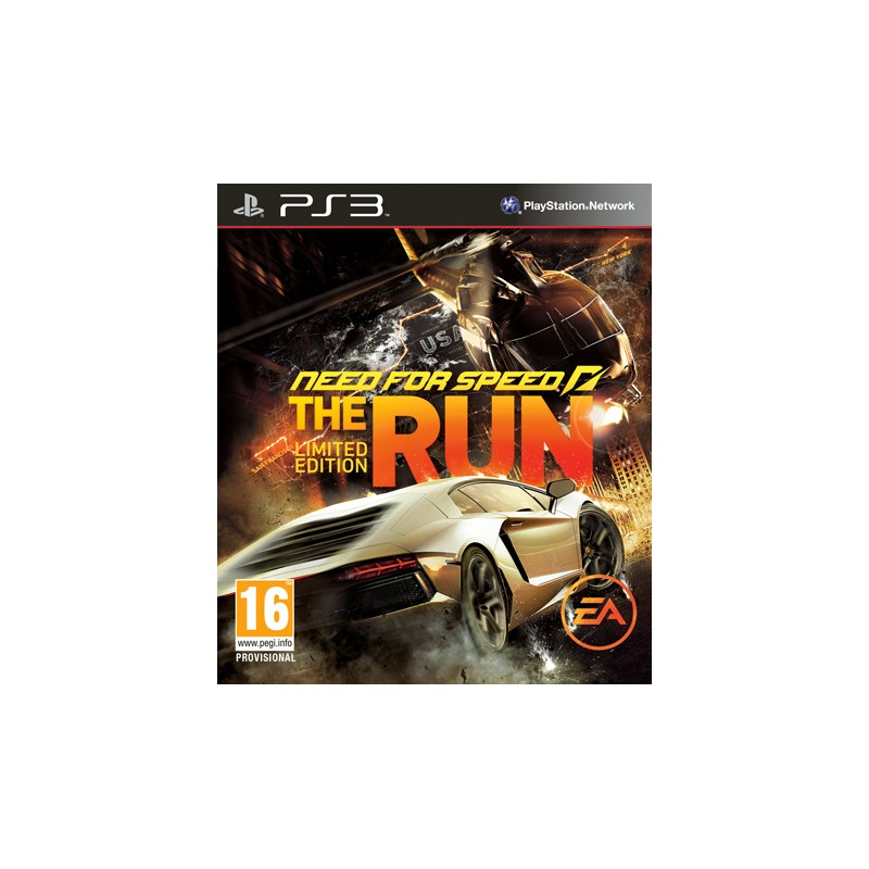 Need for Speed The Run USADO PS3