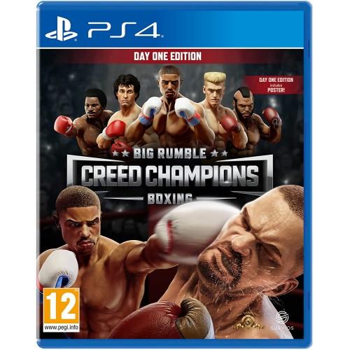 Big Rumble Boxing Creed Champions PS4