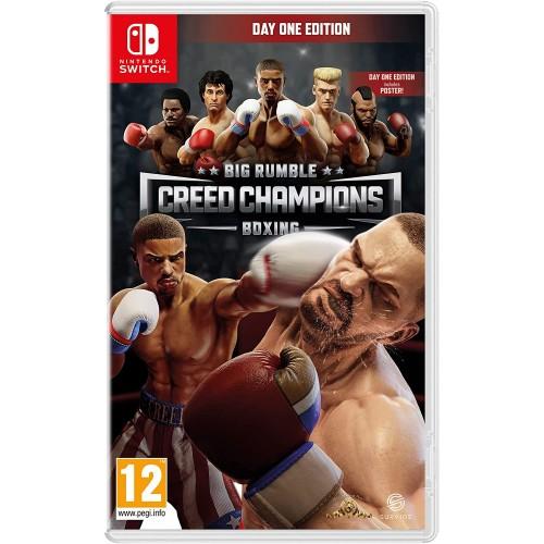 Big Rumble Boxing Creed Champions Nintendo Switch