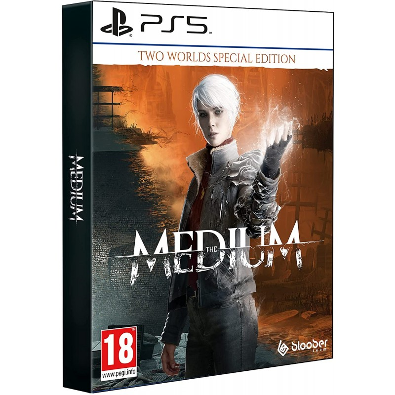 The Medium Two Worlds Special Edition PS5