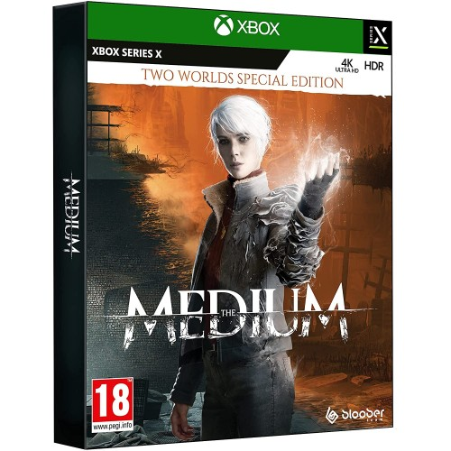 The Medium Two Worlds Special Edition Xbox Series X