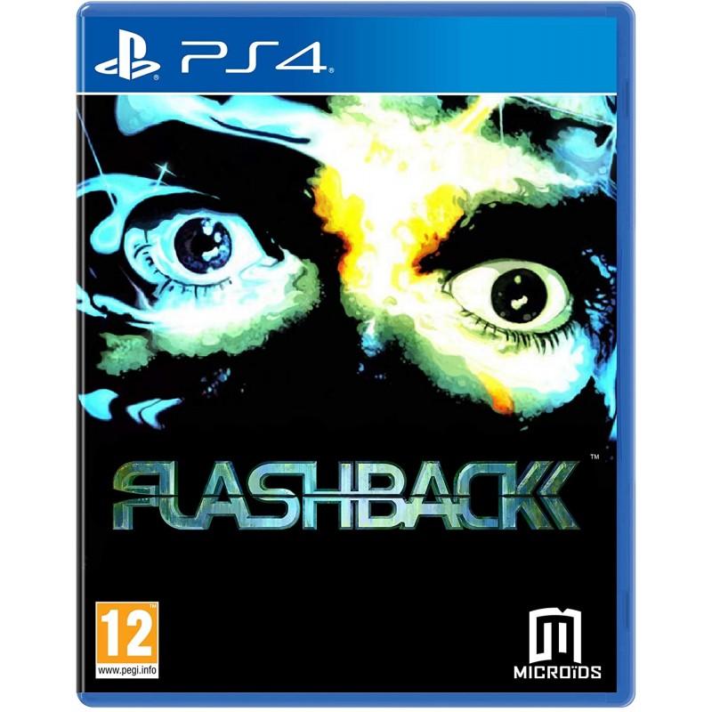Flashback 25th Anniversary PS4