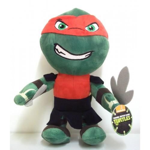 Peluche Tartarugas Ninja Raphael Samurai