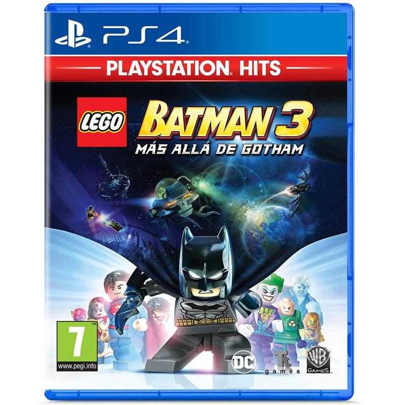 Lego Batman 3 PSHits PS4