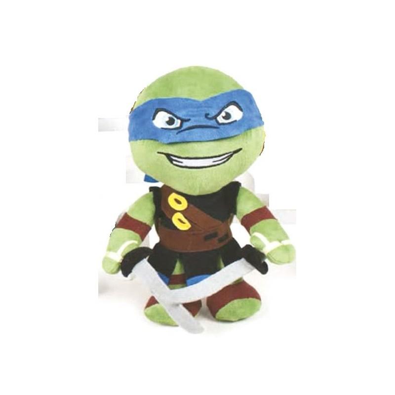 Peluche Tartarugas Ninja Leonardo Samura