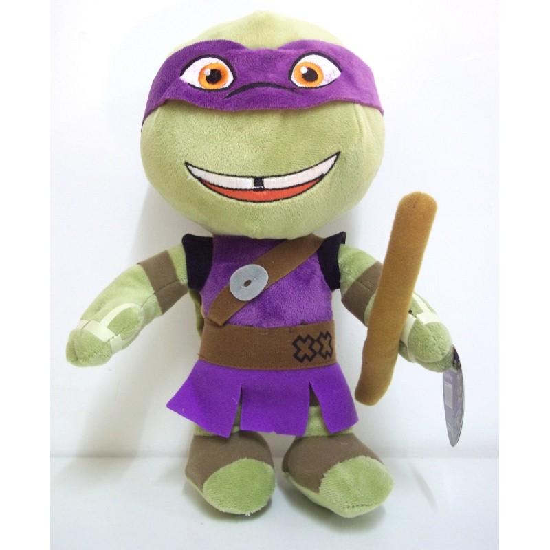 Peluche Tartarugas Ninja Donatello Samur