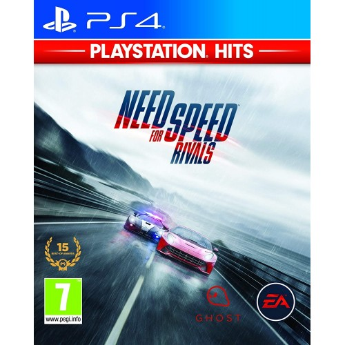 Need for Speed Rivals Hits PS4