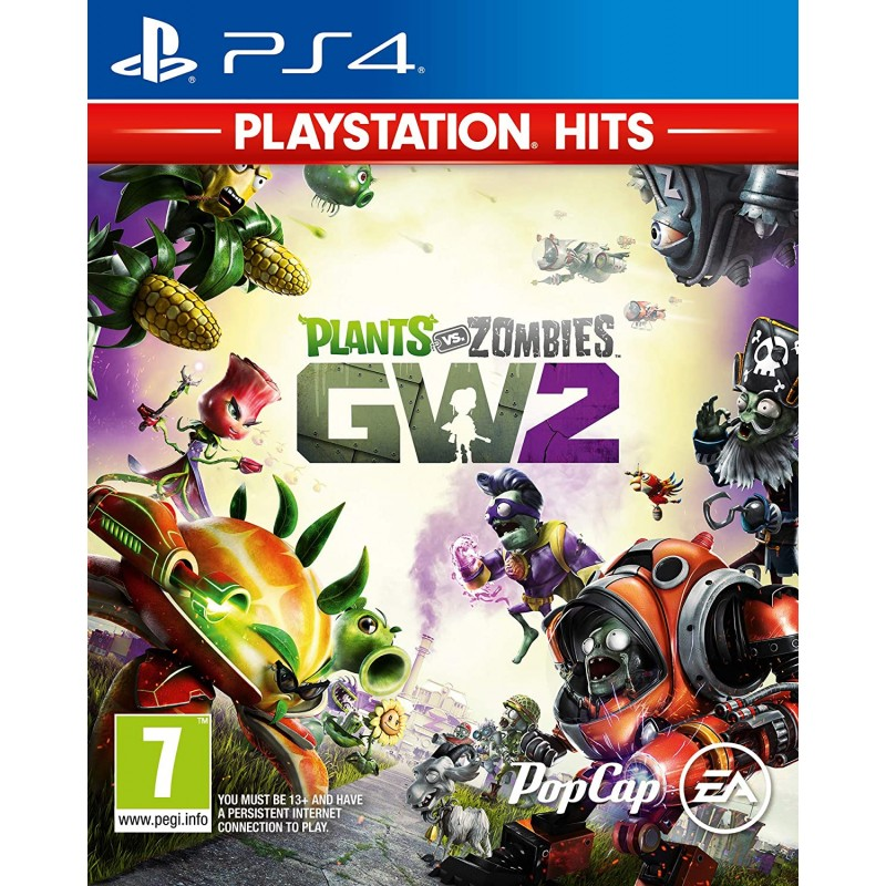Plants Vs Zombies Garden Warfare 2 Hits PS4