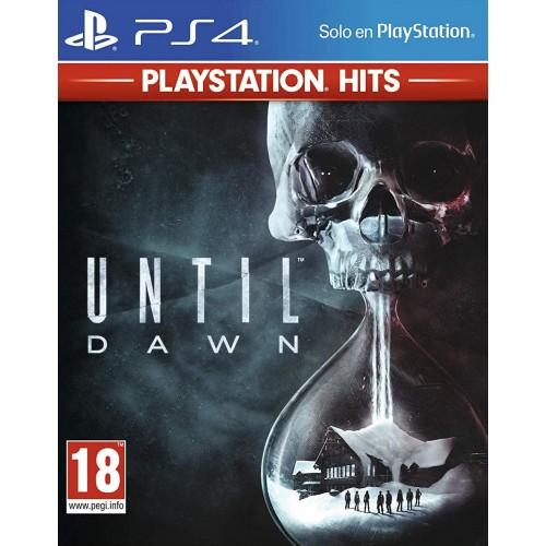 Until Dawn Hits PS4