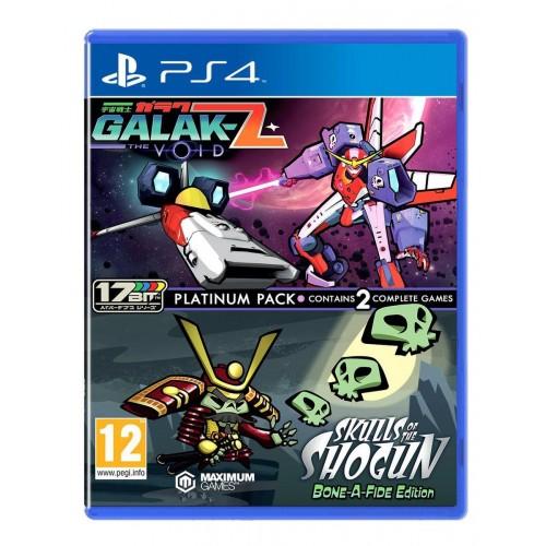 Galak-Z & Skulls of the Shogun Platinum Pack PS4