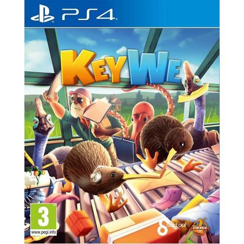 KeyWe PS4