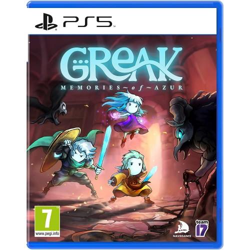Greak Memories of Azur PS5