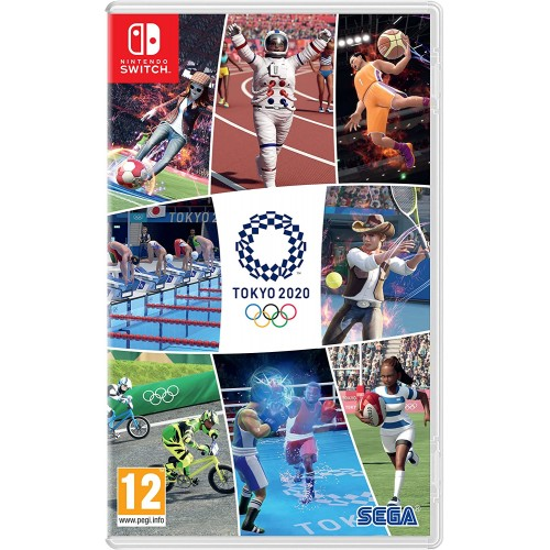 Olympic Games Tokyo 2020 Nintendo Switch