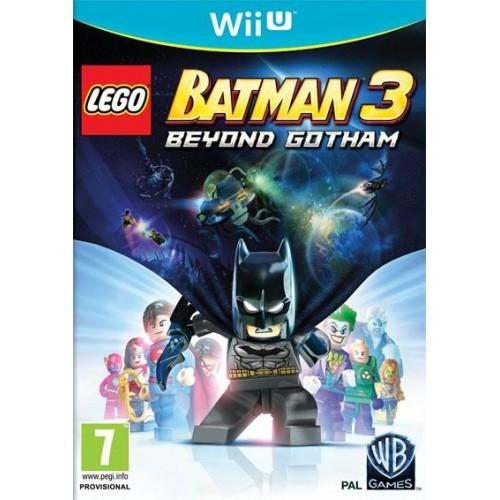 Lego Batman 3 Beyond Gotham Nintendo WiiU