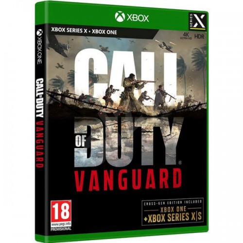 Call of Duty Vanguard Xbox Series X (Disponível 05/11/2021)