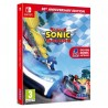 Team Sonic Racing Special Edition Nintendo Switch