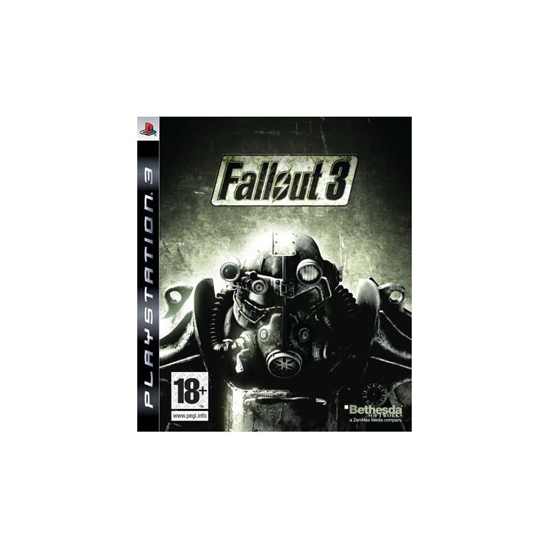 Fallout 3 USADO PS3