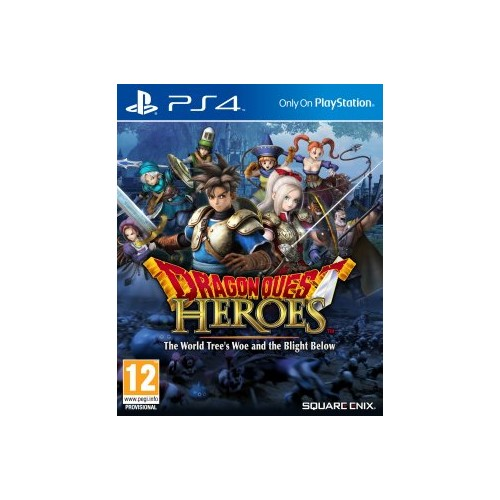Dragon Quest Heroes PS4