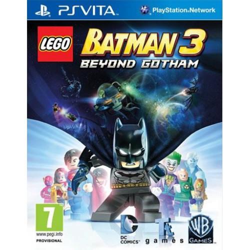 Lego Batman 3 Beyond Gotham USADO PSVita