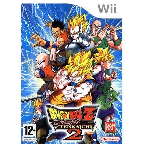 Dragon Ball Z Budokai Tenkaichi 2 Wii
