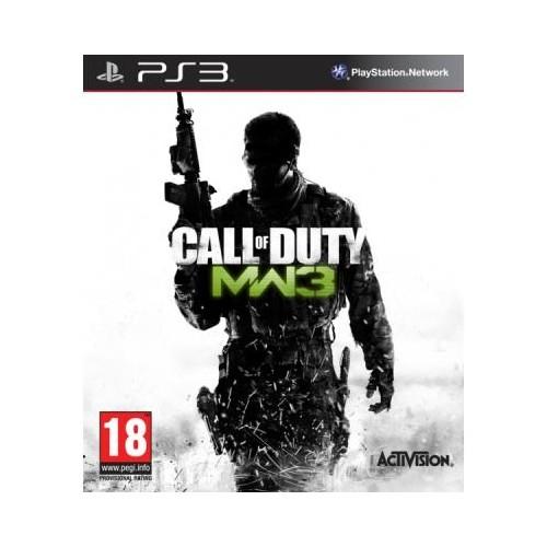 Call of Duty Modern Warfare 3 USADO PS3