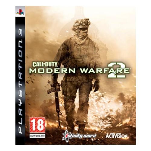 Call of Duty Modern Warfare 2 USADO PS3