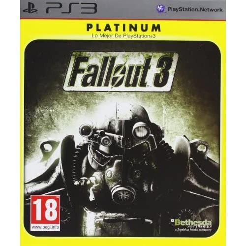Fallout 3 (platinum) PS3
