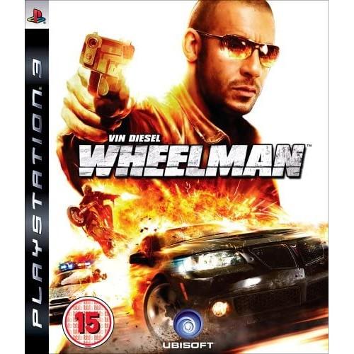 Wheelman PS3