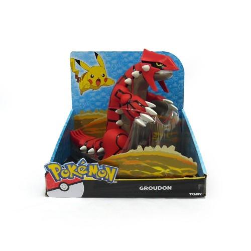 Figura Pokemon Tomy Groudon 24cm