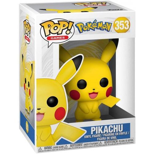 Figura Funko POP Pokemon Pikachu 353