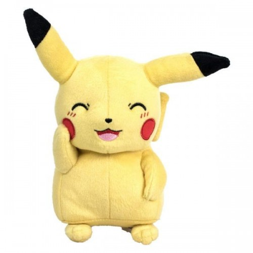 Peluche Pokemon Pikachu 17cm