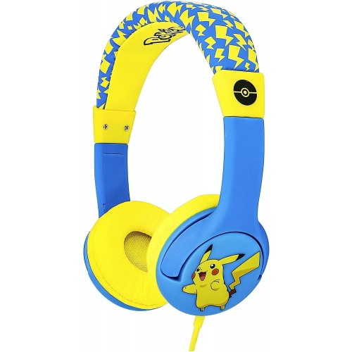 Headphones OTL Pokemon Pikachu Children