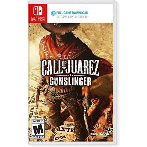 Call of Juarez Gunslinger Nintendo Switch