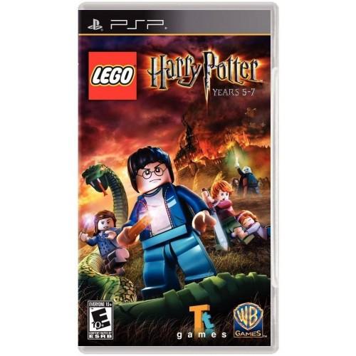 Lego Harry Potter Year 5-7 PSP