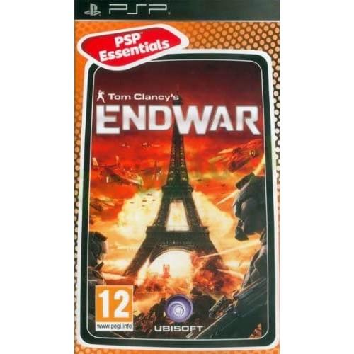 Tom Clancy's End War (essentials) PSP