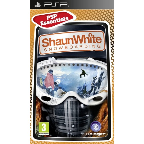 Shaun White Snowboarding (essentials) PSP
