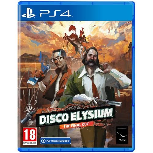 Disco Elysium - The Final Cut PS4 (Disponível 16/11/21)