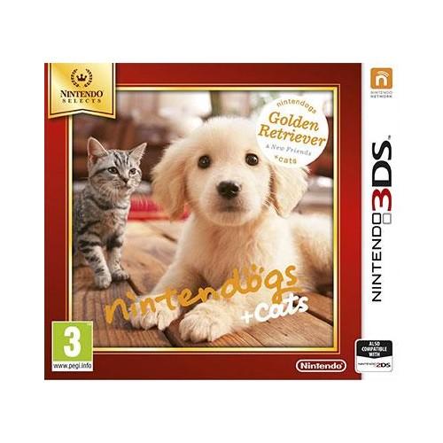 Nintendogs + Cats Golden Retriever