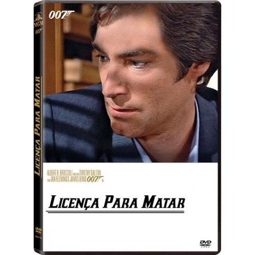 007 Licença para Matar