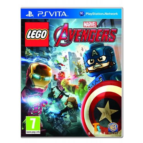 Lego Marvel Avengers PSVita