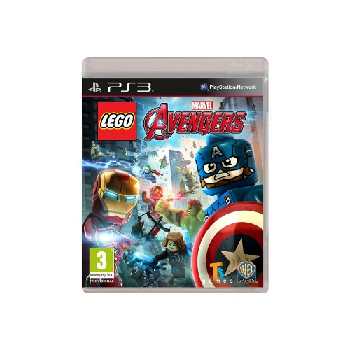 Lego Marvel Avengers PS3