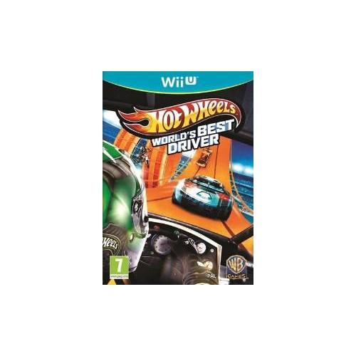 Hot Wheels World's Best Driver WiiU