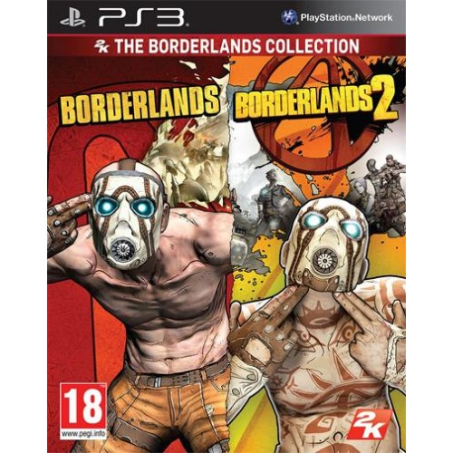 Borderlands Collection PS3