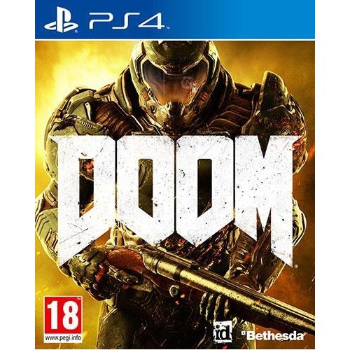Doom (Steelbook) PS4