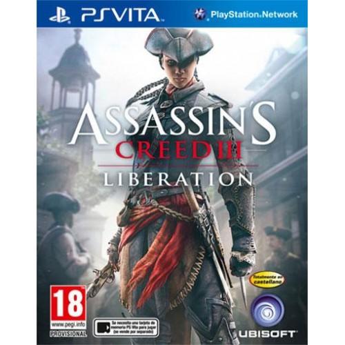Assassin's Creed III Liberation PSVita