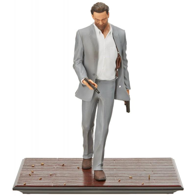 Figura Max Payne 3 + Porta Chaves Bala (Caixa Danificada)