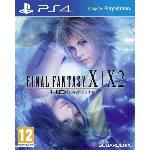 Final Fantasy X / X-2 HD Remaster PS4