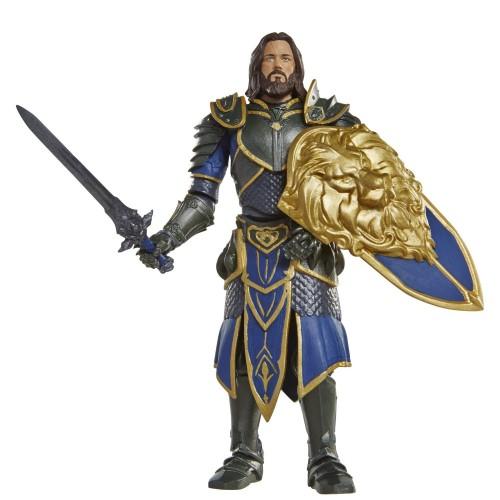 Figura Warcraft Lothar 15 cm