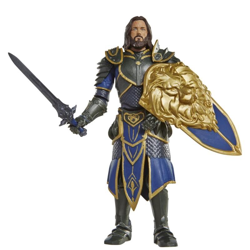 Figura Warcraft Lothar 15 cm USADO
